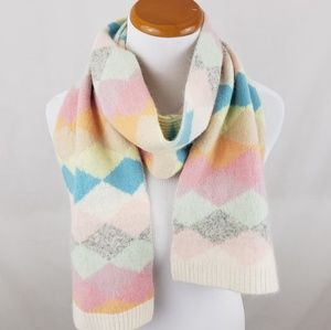 Gap Multi Color Winter Scarf